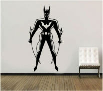 Sticker decorativ batman