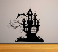 Sticker decorativ helloween
