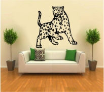 Sticker decoratvi ghepard