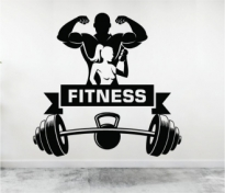 Sticker Fitness