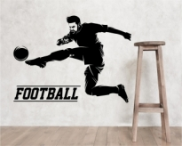 Sticker fotbalist