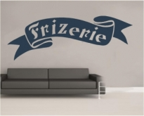Sticker Frizerie
