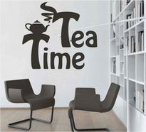 Sticker TEA TIME