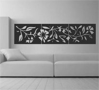 Sticker Banner vegetal