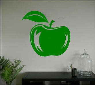 Sticker decorativ mar