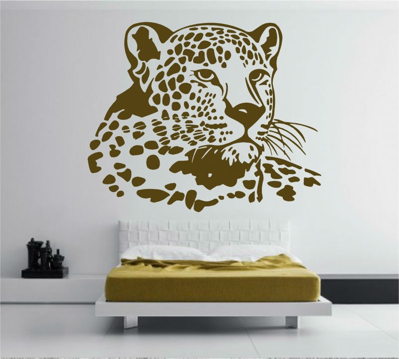 Sticker Cap de ghepard