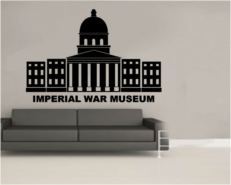 Sticker decorativ IMPERIAL WAR MUSEUM