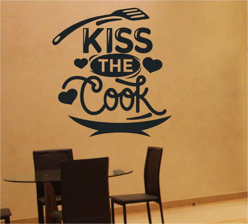 Sticker Kiss the cook