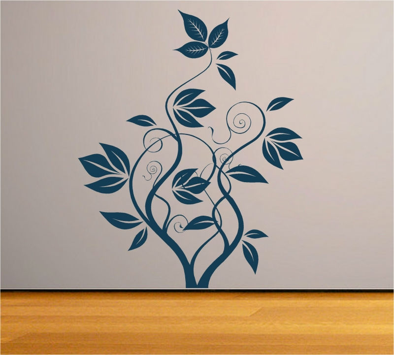 Sticker vegetal